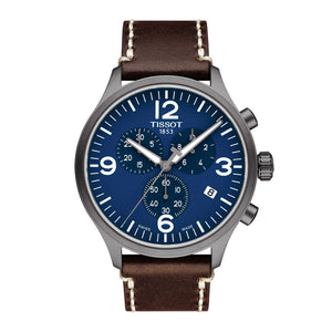 Tissot T-Sport Chronograph XL Blue Dial Men Watch T116.617.36.047.00