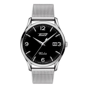 Tissot Heritage Visodate Black Dial Men Watch T118.410.11.057.00