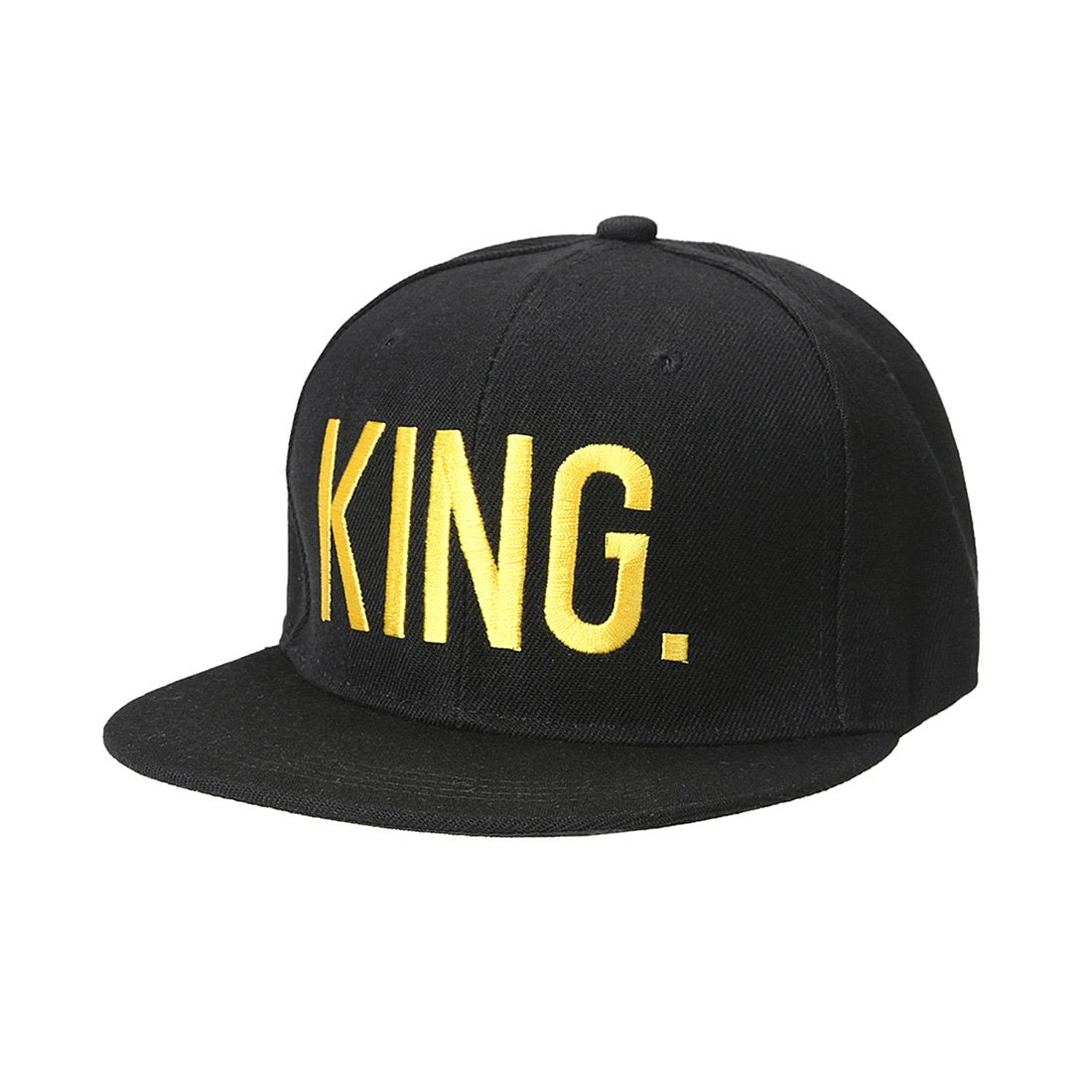 King Embroidered Baseball Designer cap