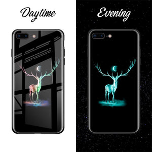 Night Glow Case For iPhone