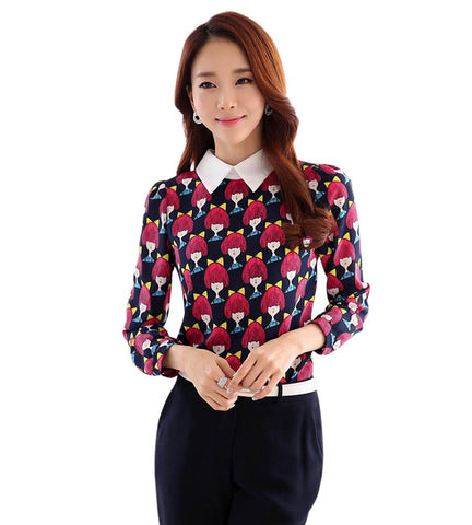 Casual Western Wear Shirt For Women