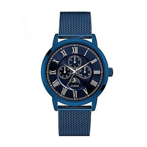 Guess Multi-Function Stainless Steel Men's Watch W0871G3