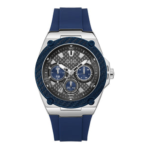 Guess Legacy Multifunction Grey Dial Men Watch W1049G1