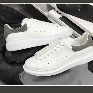 Stylish And Comfortable White Sneakers Shoes For Women