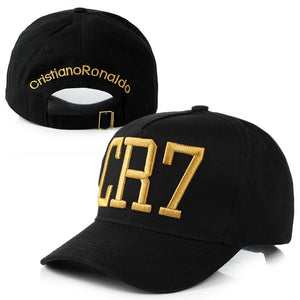 new arrival Cristiano Ronaldo CR7 Hats Baseball Caps Hip Hop Cap