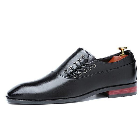 New Formal Men Business Office Leather Shoes