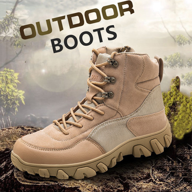 Waterproof Outdoor Wear-resisting Hiking Boots