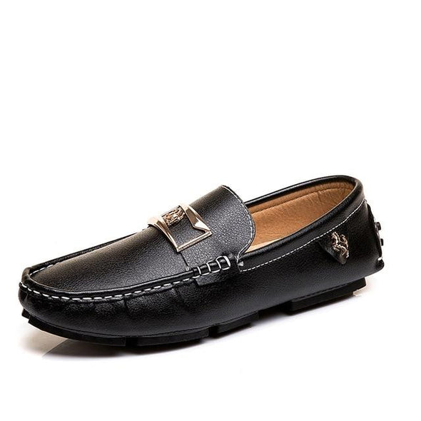 Male Classical Casual Moccasin  Driving Boat Shoes