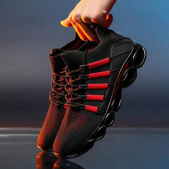 New Blade Shoes Fashion Men Breathable Sneaker