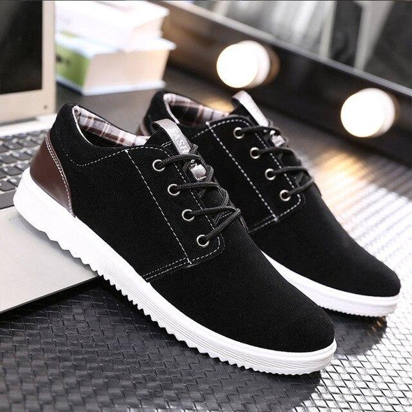 Newest Mens Casual Shoes Flats Breathable Mens Fashion Classic Outdoor Shoes