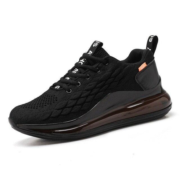 Men Shock-absorbing Mesh Breathable Casual Sneaker