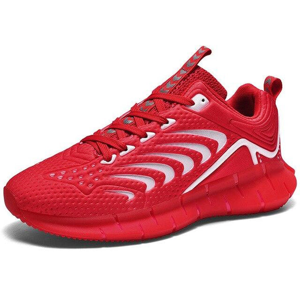 New Running Shoes for Men Breathable Athletic Sports Shoes