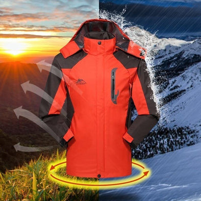 Outdoor Windproof Waterproof Fishing Hiking Jackets