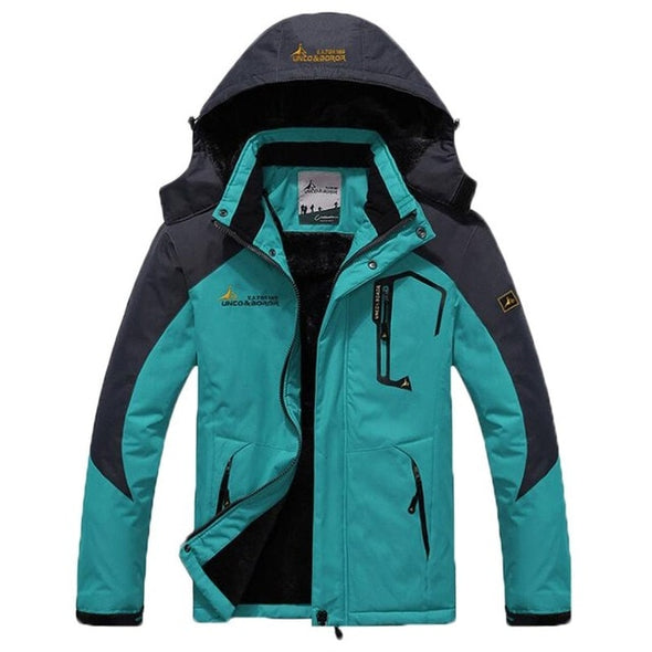 Warm Winter WaterProof Thermal Camping Hiking Jacket