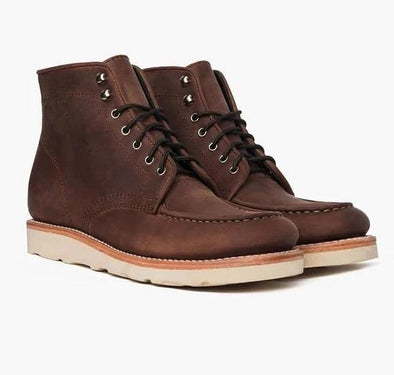 Fashion Men Pu Leather British Boot