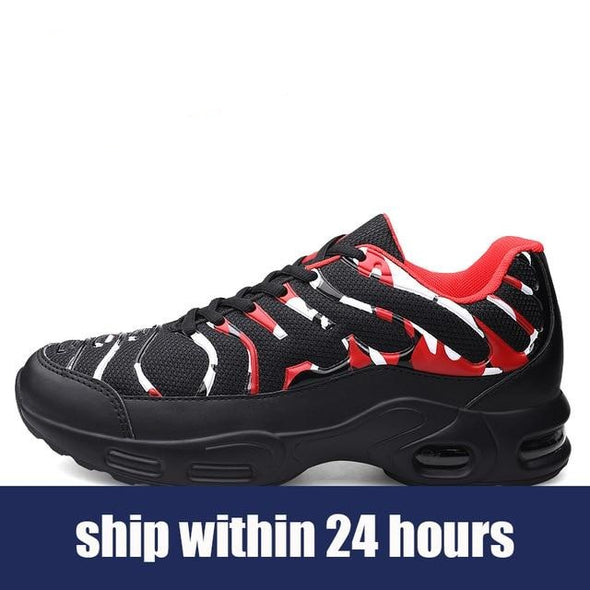 Outdoor Non-slip Wear-resistant Men's Running Shoes