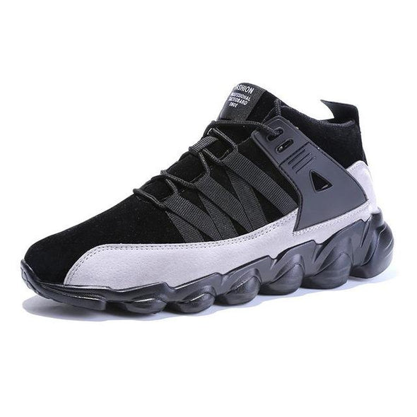 Outdoor Lightweight Cushioning Breathable Men's Sneakers