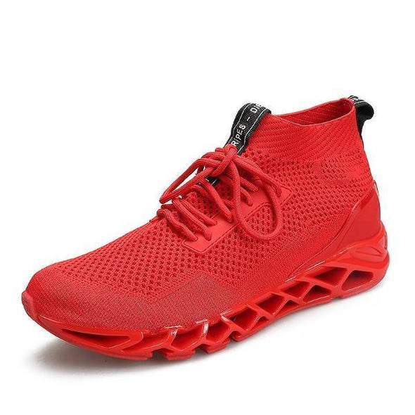 Fashion Breathable Comfortable Lace-Up Men's Sneakers