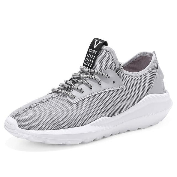 Big Size Weaving Breathable Comfortable Men's Casual Shoes