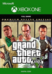 Grand Theft Auto V Premium Online Edition Xbox Key