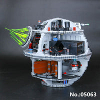 Lepinblock in stock 05132 Star Destroyer Millennium Falcons 75192 Bricks Model Building Blocks Educational Toys WARS