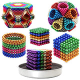 5mm Magic Magnet Magnetic Blocks Balls NEO Sphere Cube Beads Building Toys PUZZLE