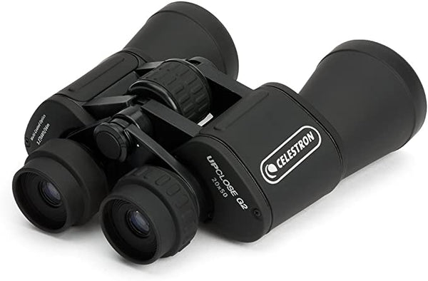 Celestron UpClose G2 20x50 Porro Binoculars Water-Resistant Binoculars night vision telescope for Sporting Events hunting