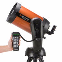 Celestron NexStar 8SE 203mm f/10 Schmidt-Cassegrain Computerised GoTo Astronomical Telescope Starbright XLT #11069