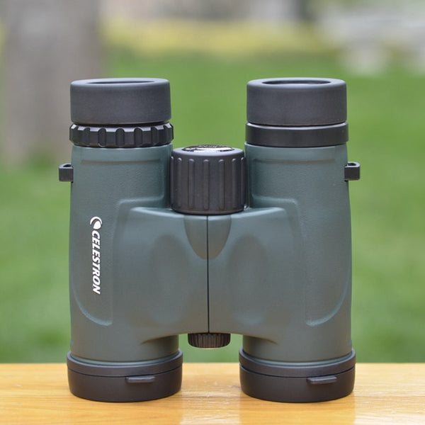 Best quality CELESTRON Binoculars telescope with BAK-4 prisms NATURE DX 8*32 Powerful Binocular telescopio