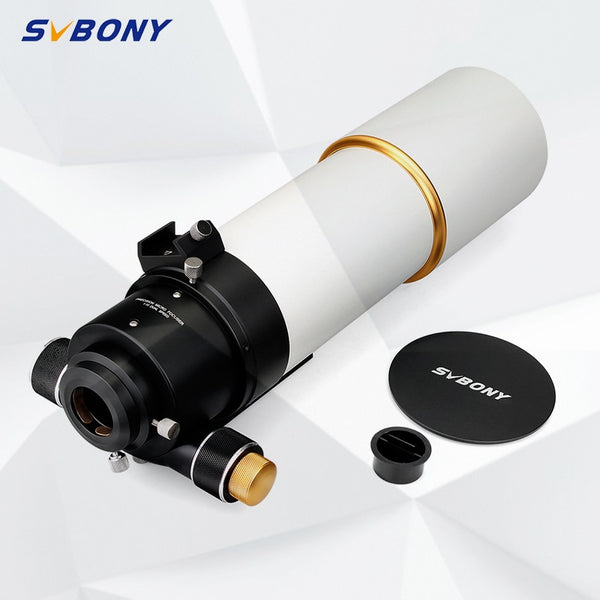 SVBONY 2 inch telescope F50090 SV48 F5.5 Refractor Professional Astronomical OTA Astrophotography Space Moon Double Lens F9341B