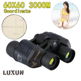 High-definition telescope 60X60 binoculars HD 10000M high magnification for outdoor hunting optical Lll night vision binoculars
