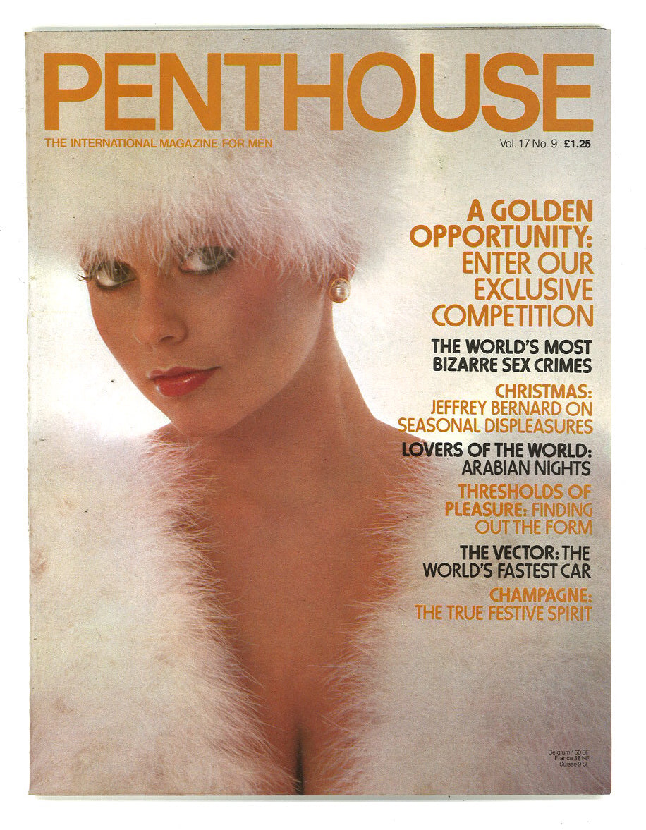 Penthouse Vol 17 No 9
