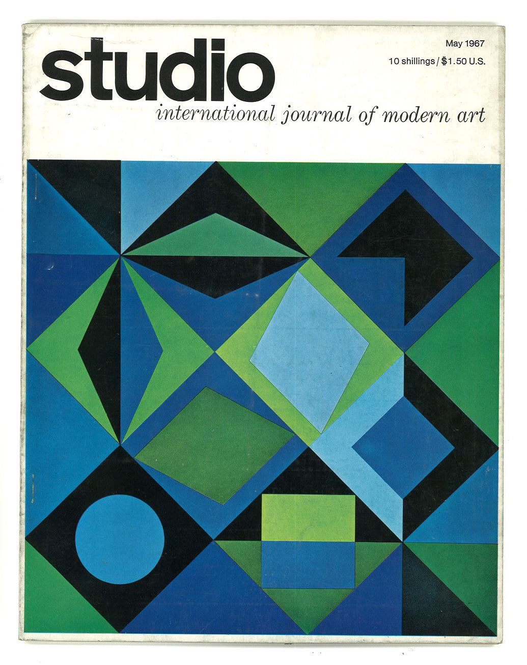 Studio International May 1967