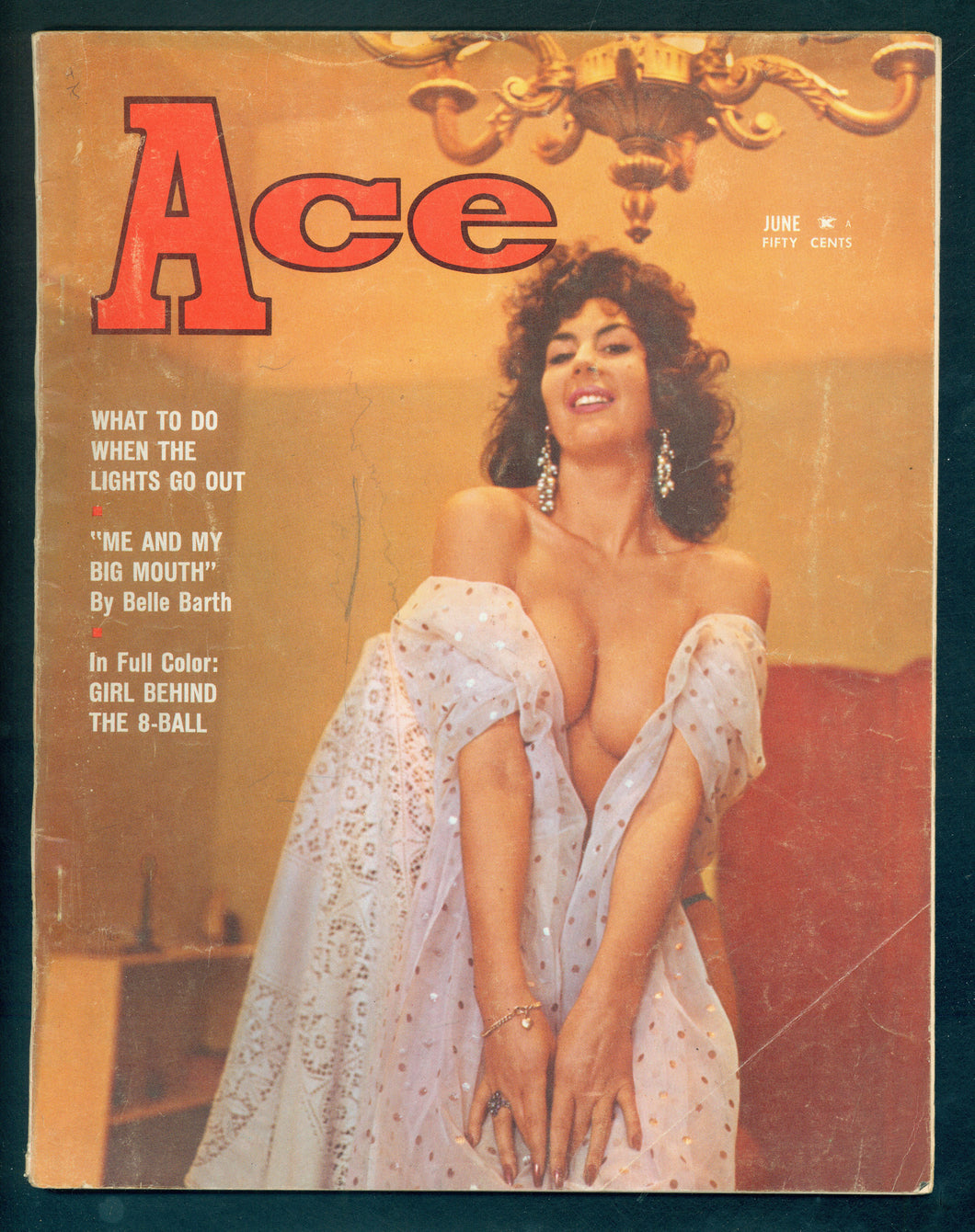 Ace Vol 6 No 1 June, 1962