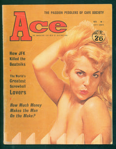 Ace Vol 7 No 3 Nov, 1963
