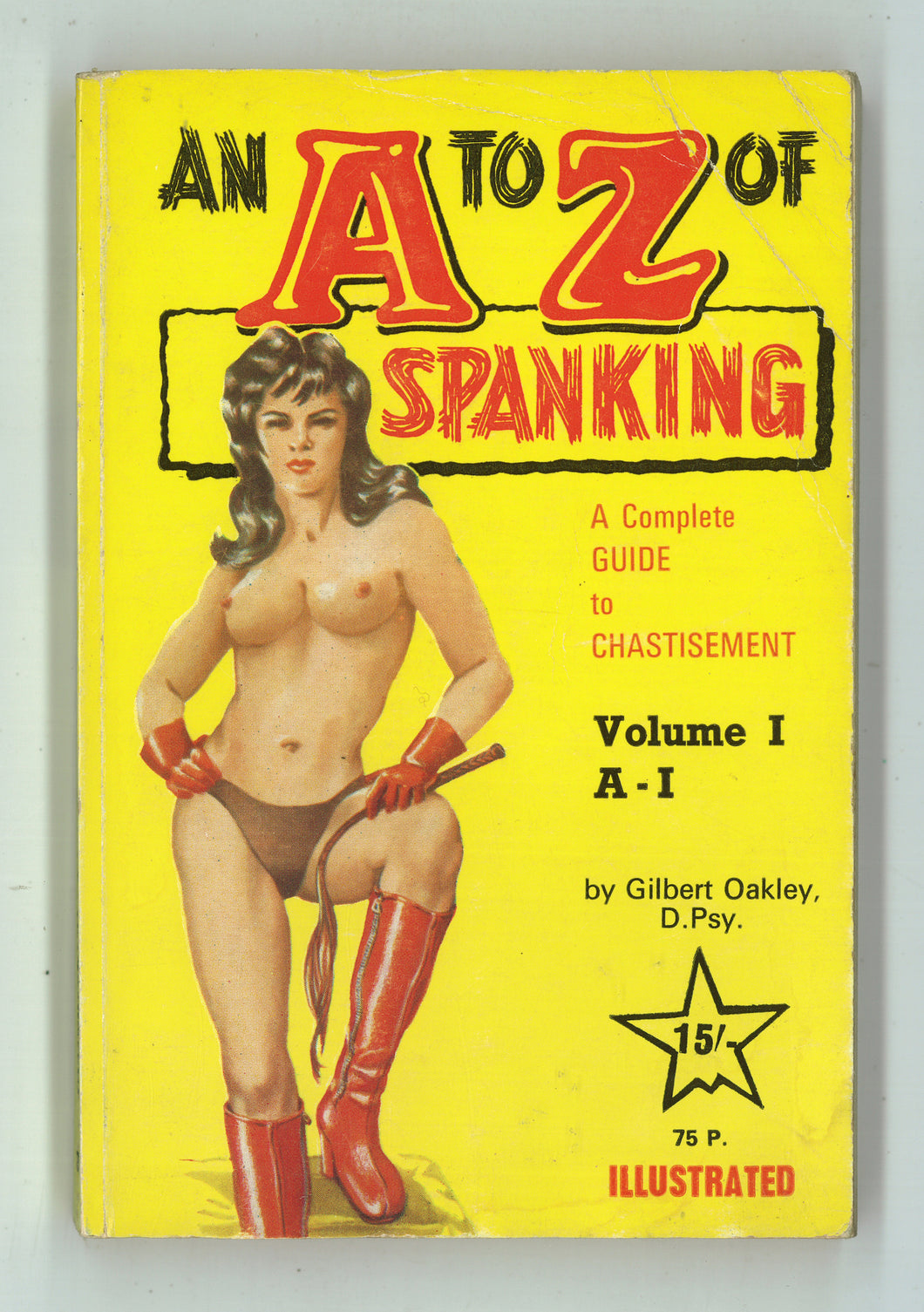 An A to Z of Spanking Vol 1 A-I