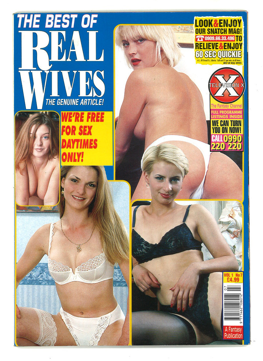 Best of Real Wives Vol 1 No 7