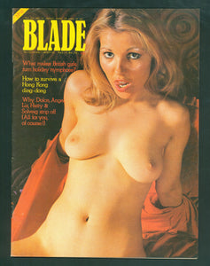 Blade Vol 1 No 10 March 1976