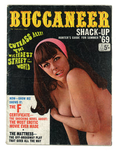 Buccaneer Vol 1 No 8 Sept 1969