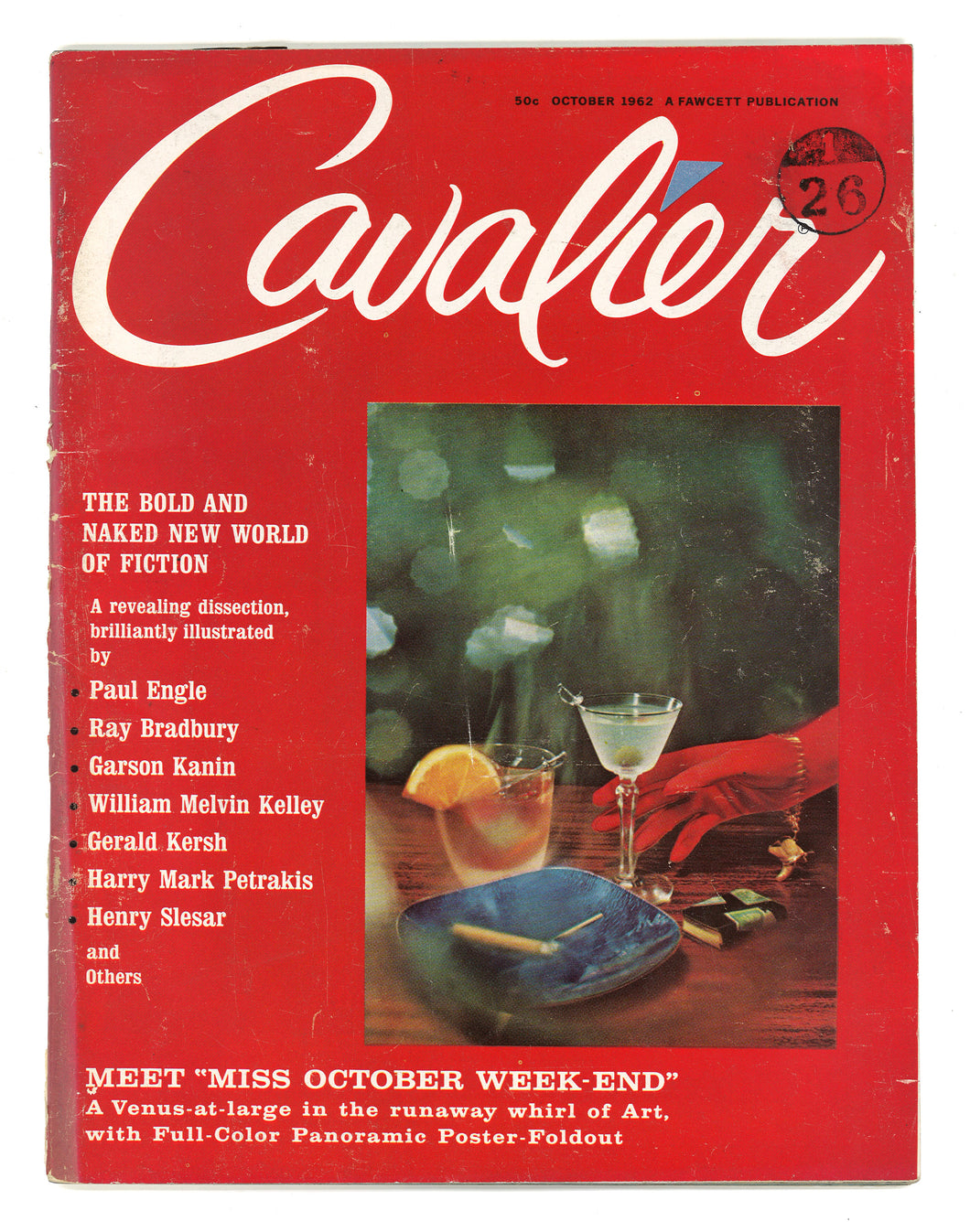 Cavalier Vol 12 No 112 Oct 1962