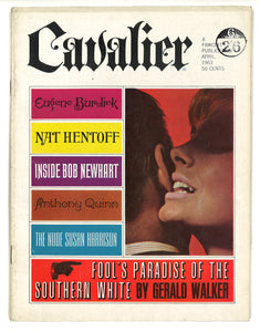 Cavalier Vol 13 No 118 April 1963