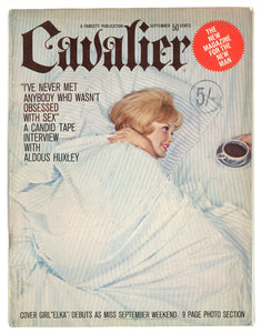 Cavalier Vol 13 No 123 Sep 1963
