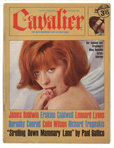 Cavalier Vol 14 No 135 Sept 1964
