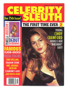 Celebrity Sleuth Vol 10 No 5 1997