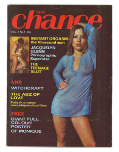 Chance Vol 4 No 1 1972