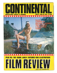 Continental Film Review Vol 25 No 9 July 1978