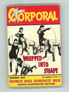 Corporal No 1 Whipped into Shape