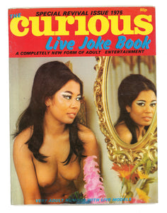 Curious Live Joke Book Special 1975