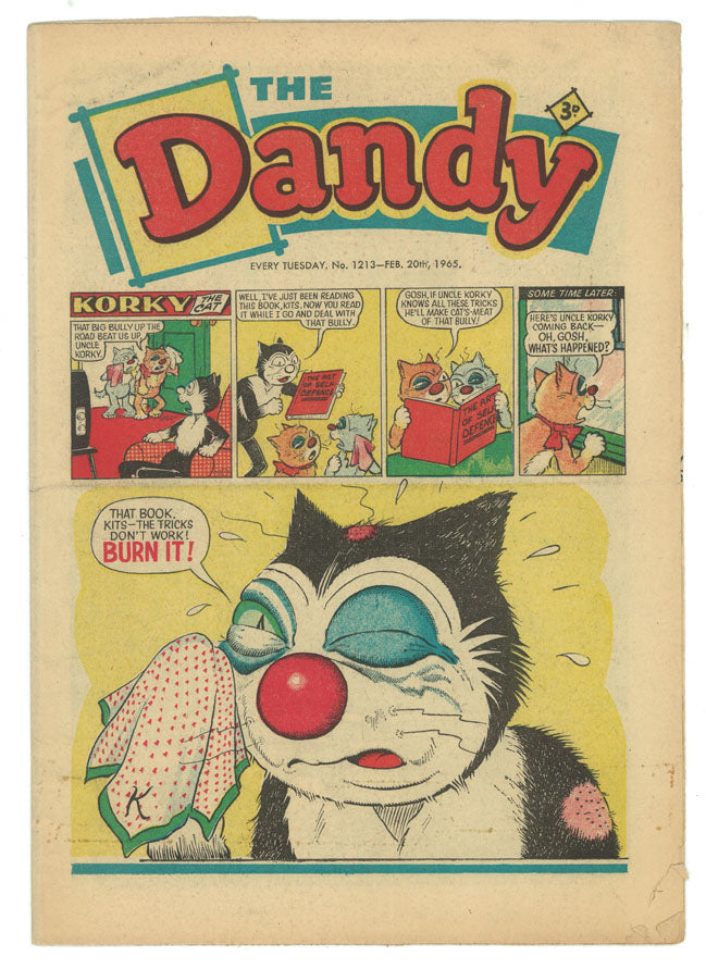 Dandy No 1213 Feb 20 1965
