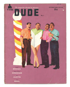 Dude No 7 International Edition 1956